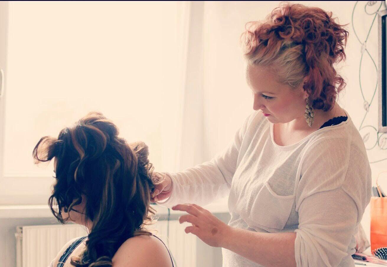 Brautfrisuren - Frisörsalon in Hannover - Frisör für Damen und