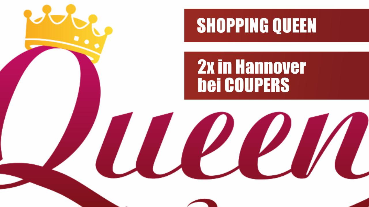 Shopping Queen in Hannover und 2x in Hannover