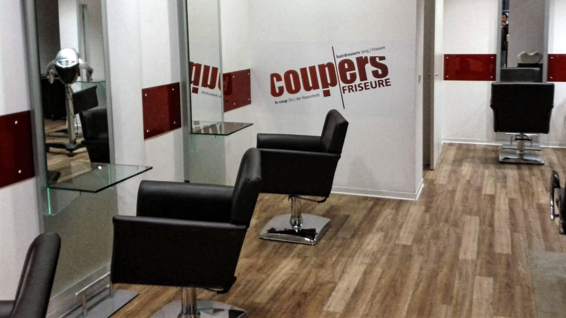Coupers Friseure Der Salon In Der City Von Hannover Frisörsalon