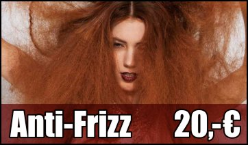 Anti-Frizz-Behandlung